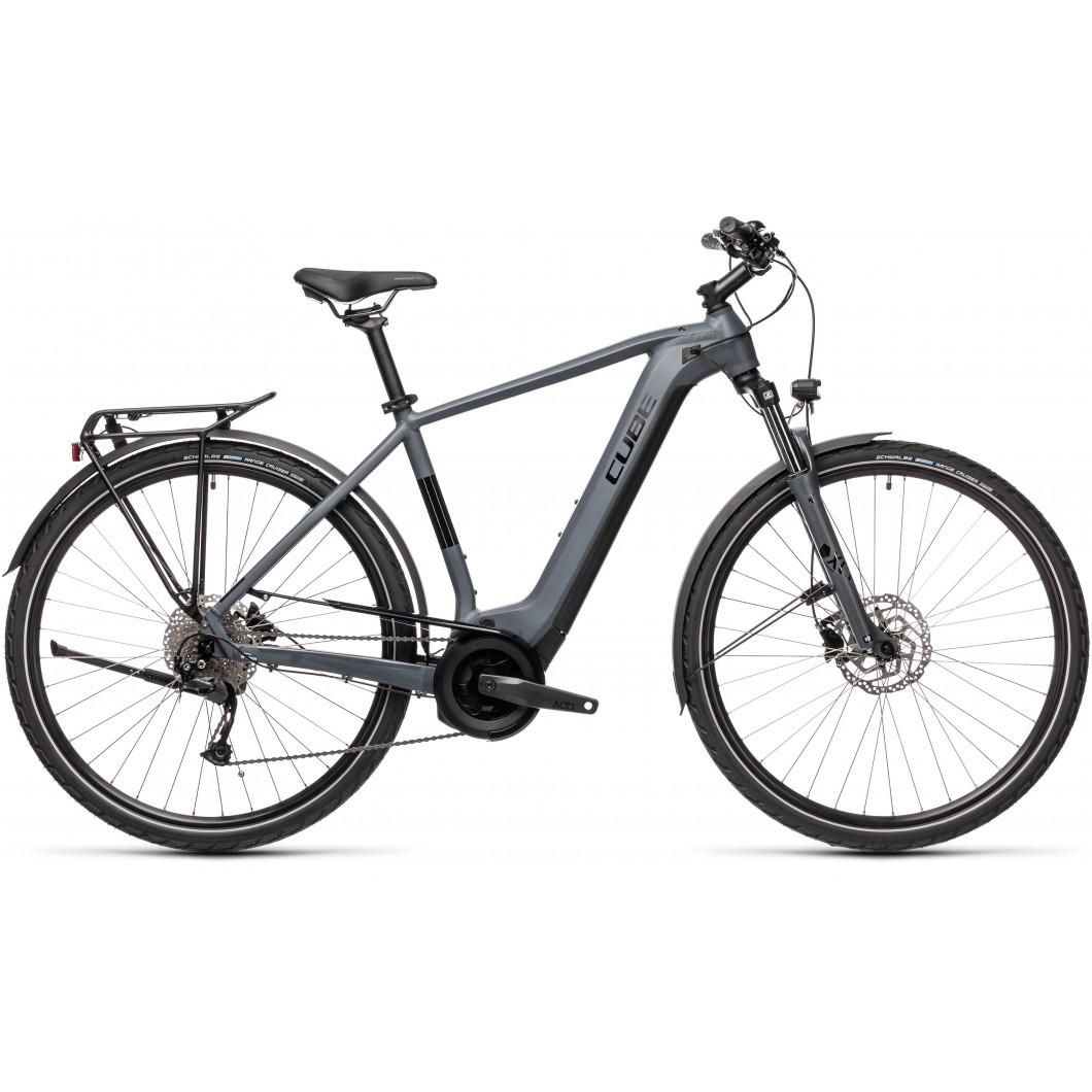 Vélo électrique CUBE TOURING HYBRID ONE 500 2021