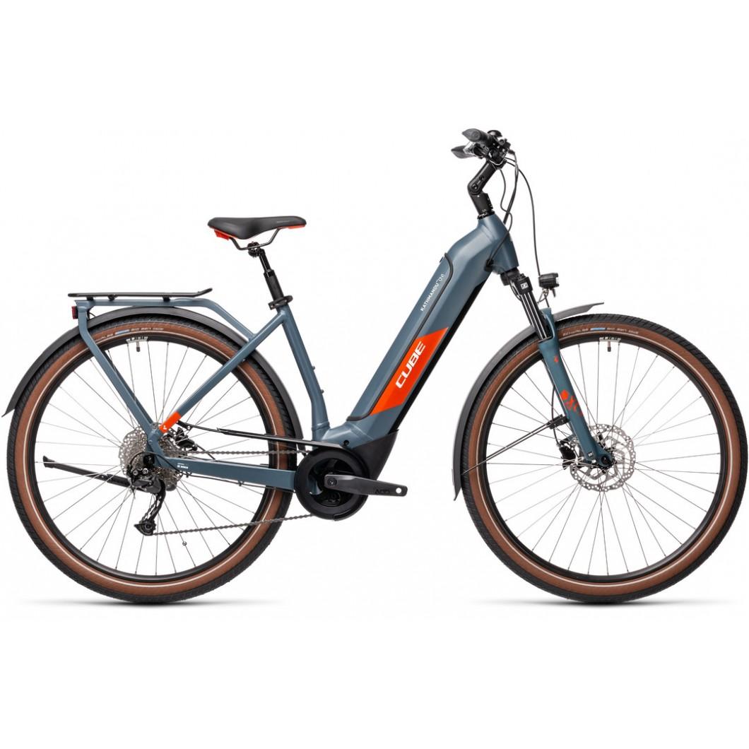 Vélo électrique CUBE KATHMANDU HYBRID ONE 625 2021