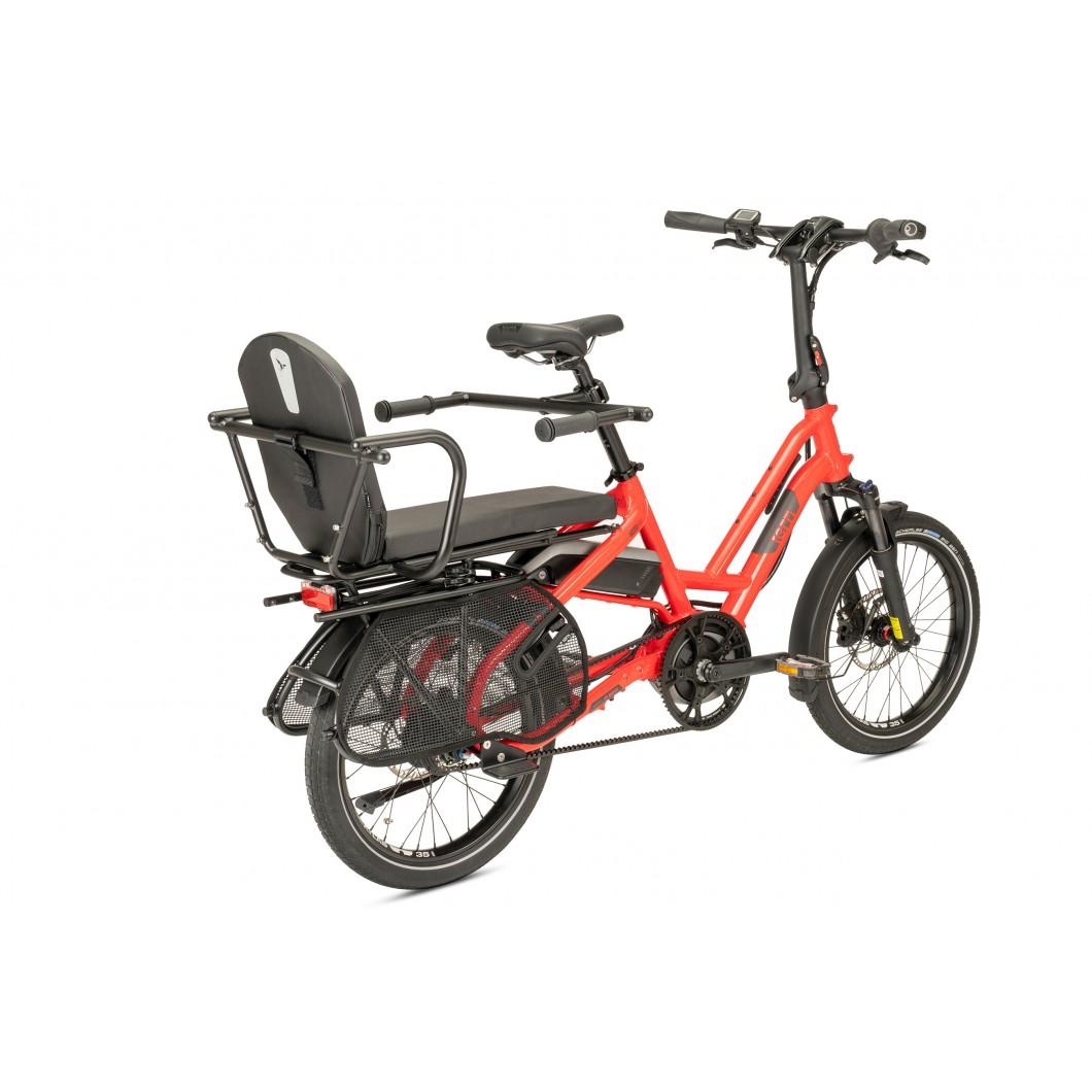 Captain's chair siège avec dossier pour vélo électrique TERN GSD ou HSD