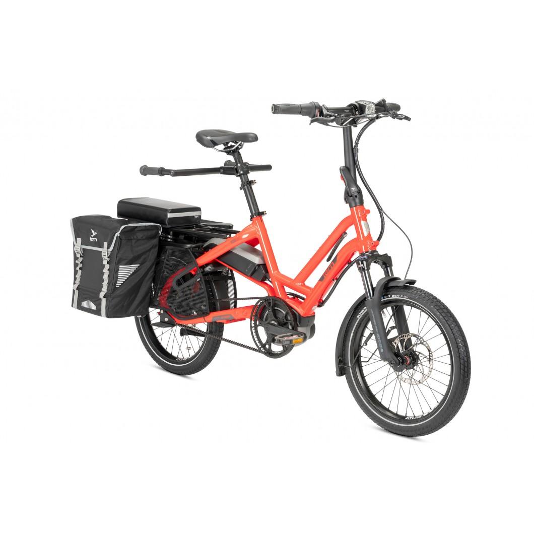 Sidekick Footrests cales pieds pour vélo électrique TERN HSD