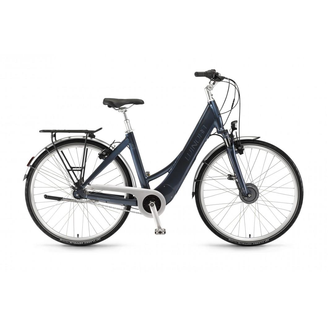 Vélo électrique Winora Manto F7 2017