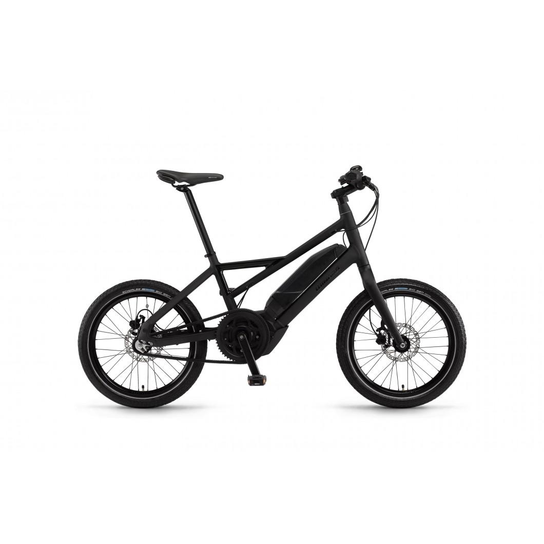 Vélo électrique Winora Radius Plain 2017