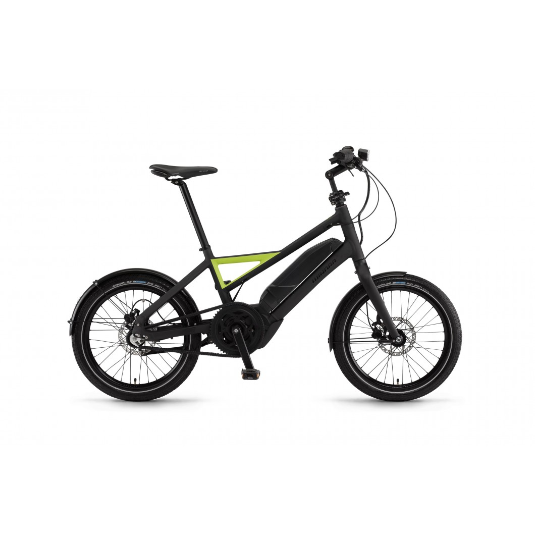 Vélo électrique Winora Radius Urban 2017