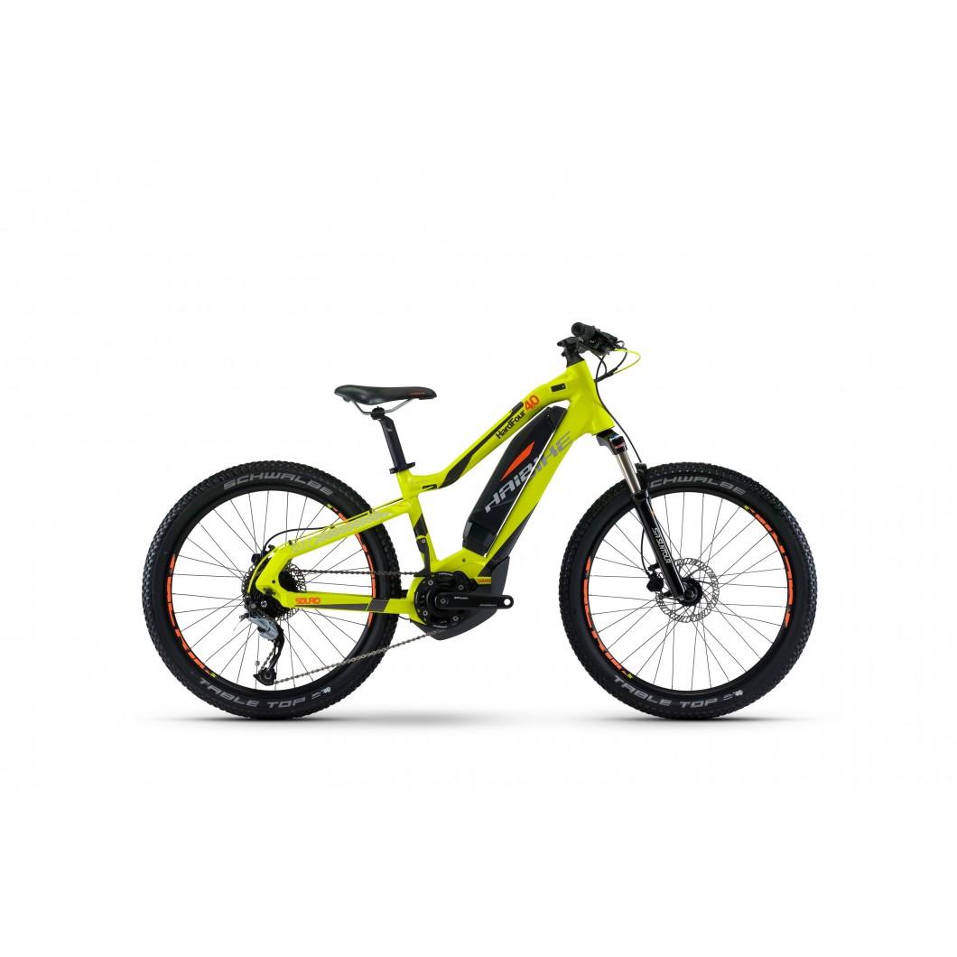 Vélo électrique HAIBIKE SDURO HardFour 4.0 2017