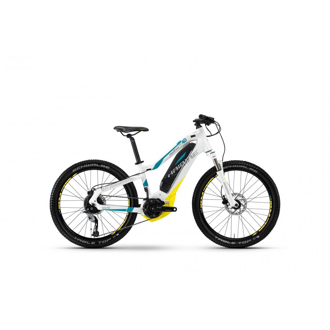 Vélo électrique HAIBIKE SDURO HardFour Life 4.0 2017