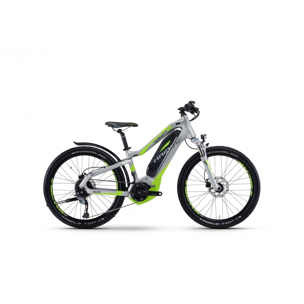 Vélo électrique HAIBIKE SDURO HardFour Street 4.5 2017