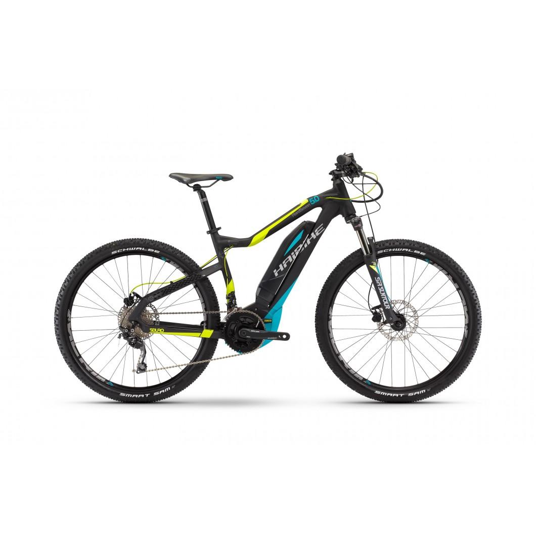 Vélo électrique HAIBIKE SDURO HardSeven 5.0 2017