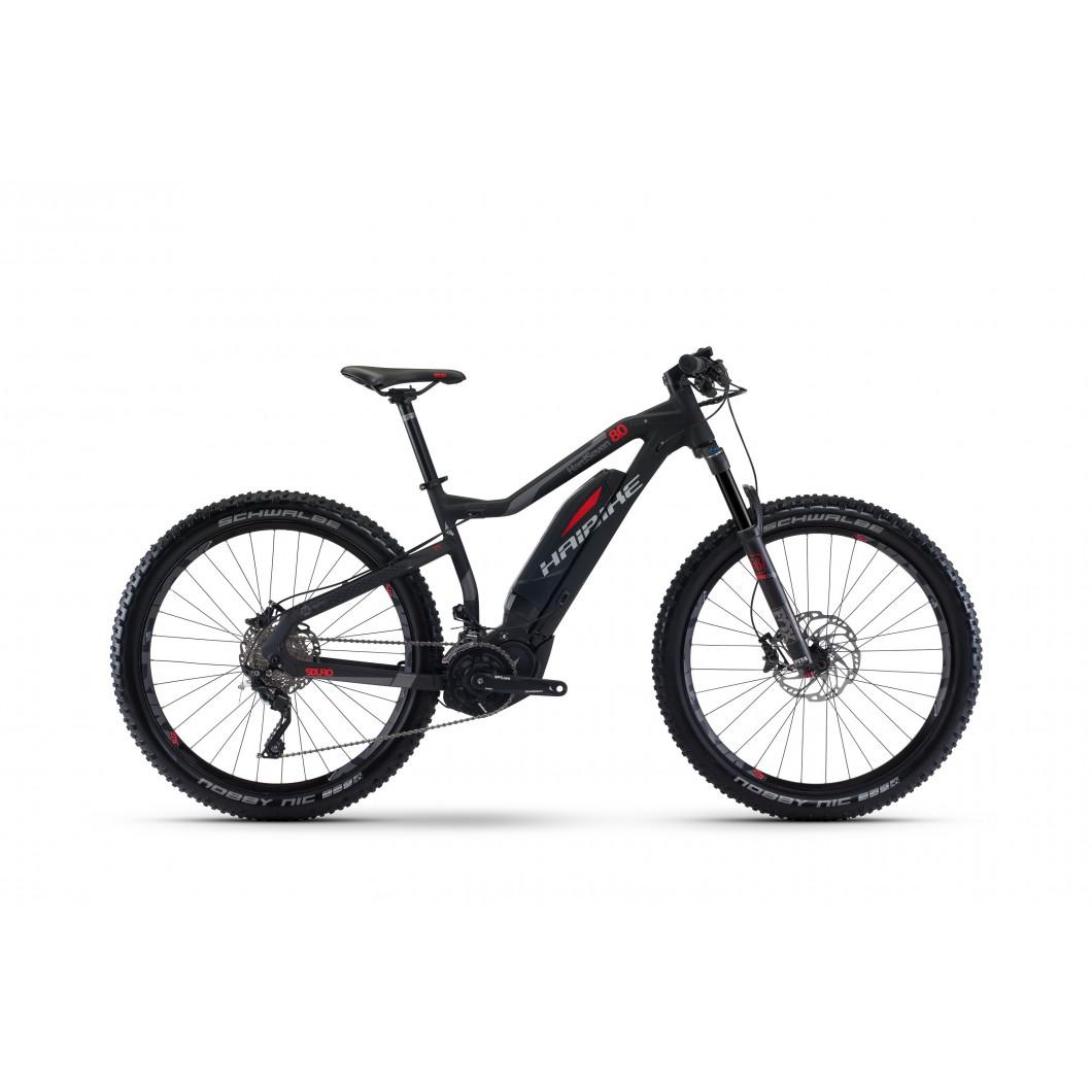Vélo électrique HAIBIKE SDURO HardSeven 8.0 2017