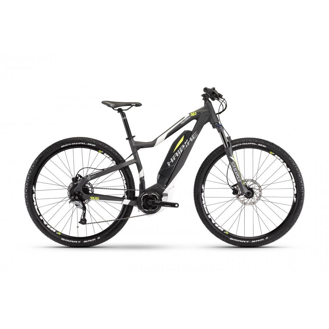 Vélo électrique HAIBIKE SDURO HardNine 4.0 2017