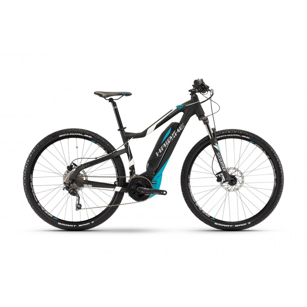 Vélo électrique HAIBIKE SDURO HardNine 5.5 2017