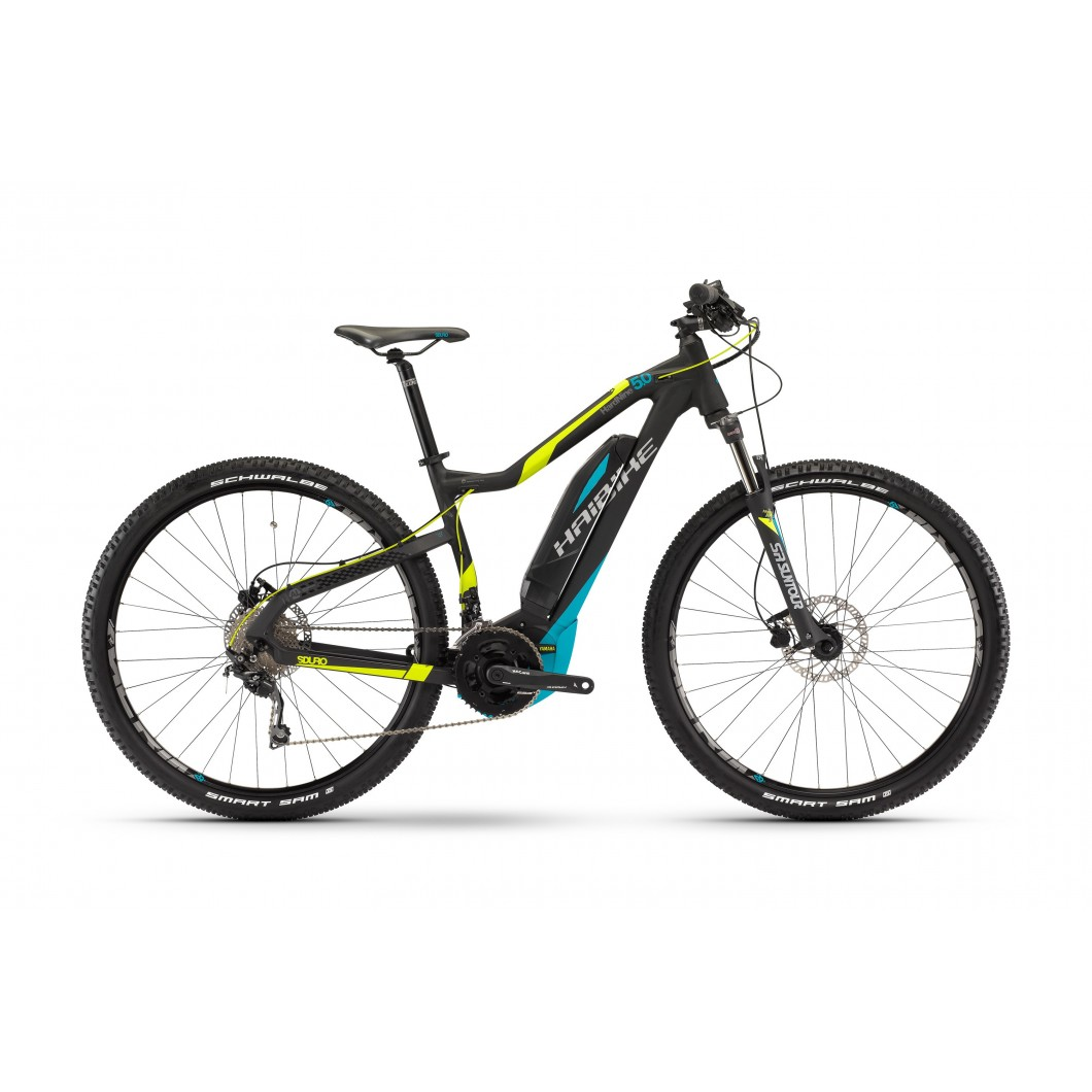 Vélo électrique HAIBIKE SDURO HardNine 5.0 2017