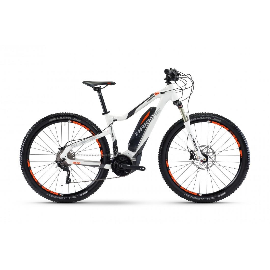 Vélo électrique HAIBIKE SDURO HardNine 6.0 2017