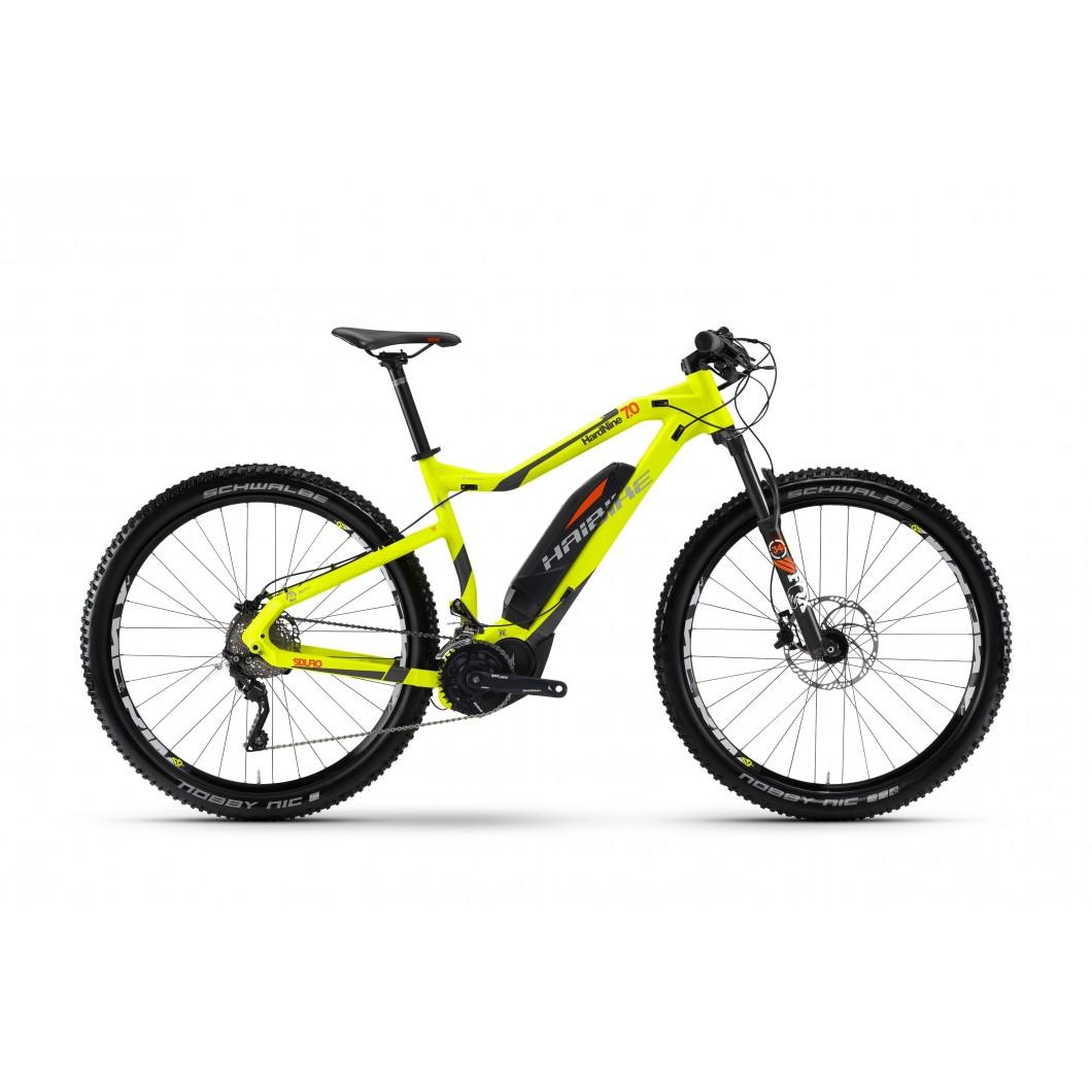 Vélo électrique HAIBIKE SDURO HardNine 7.0 2017