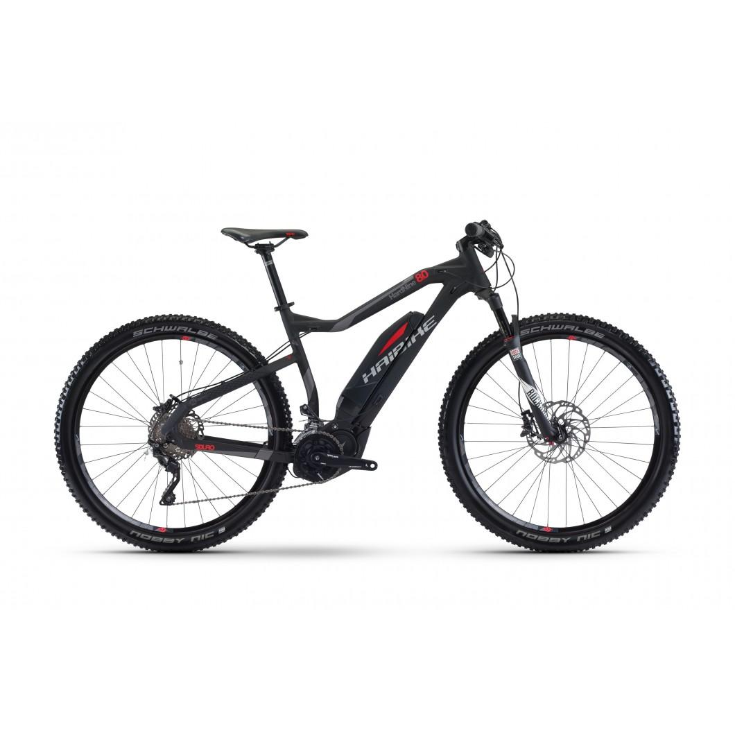 Vélo électrique HAIBIKE SDURO HardNine 8.0 2017