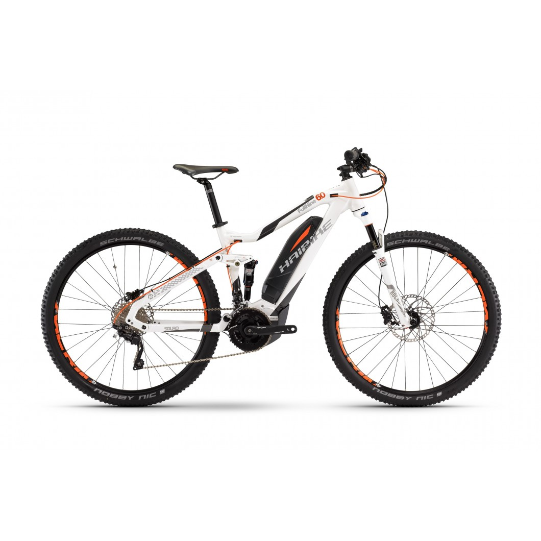 Vélo électrique HAIBIKE SDURO FullNine 6.0 2017