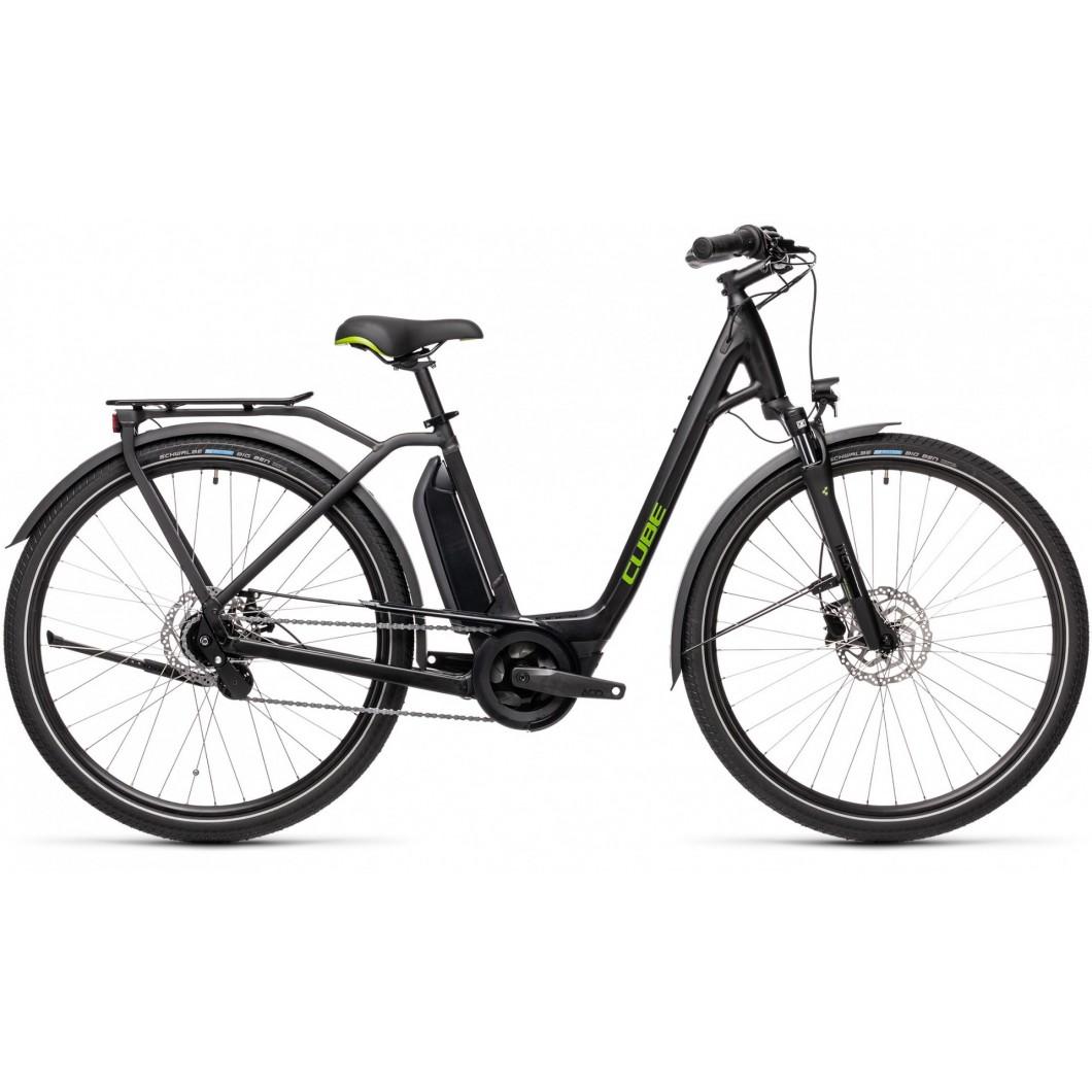 Vélo électrique CUBE TOWN HYBRID ONE 2021