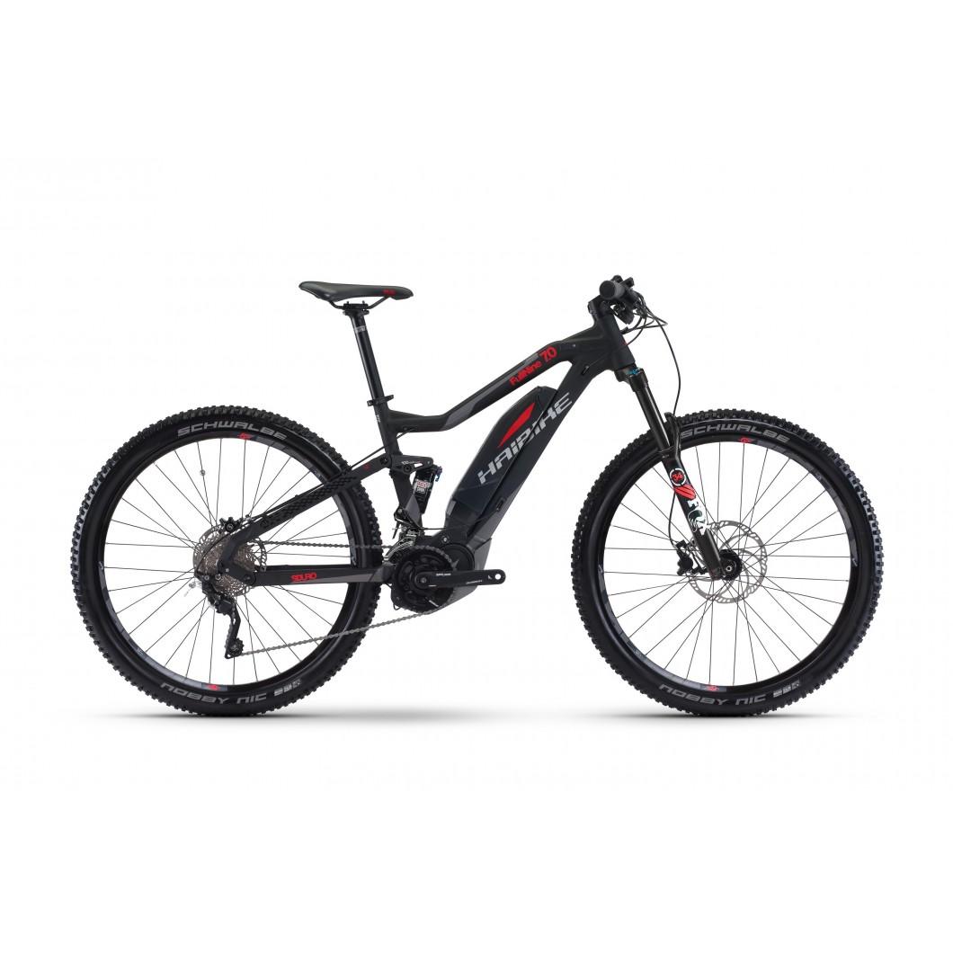 Vélo électrique HAIBIKE SDURO FullNine 7.0 2017