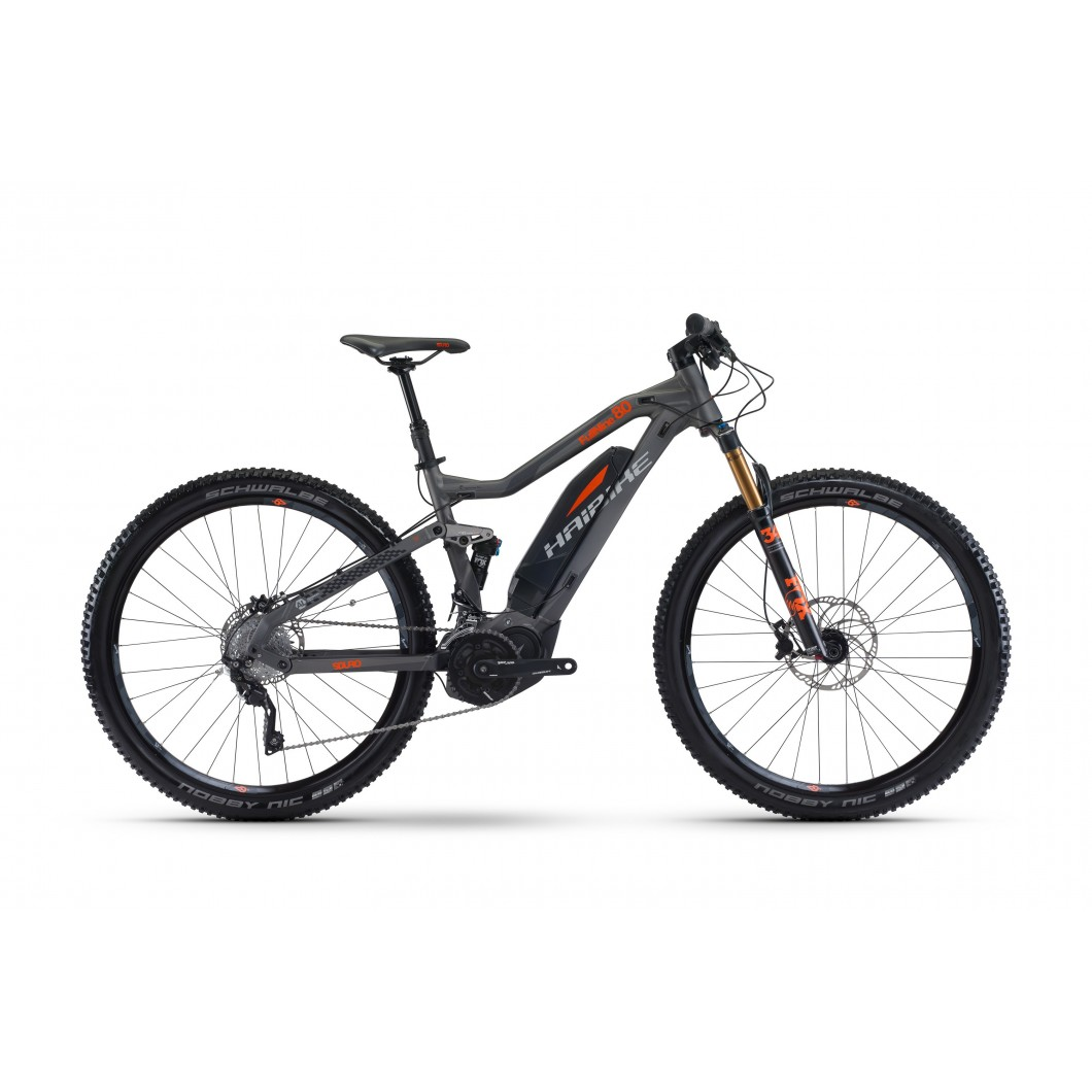 Vélo électrique HAIBIKE SDURO FullNine 8.0 2017