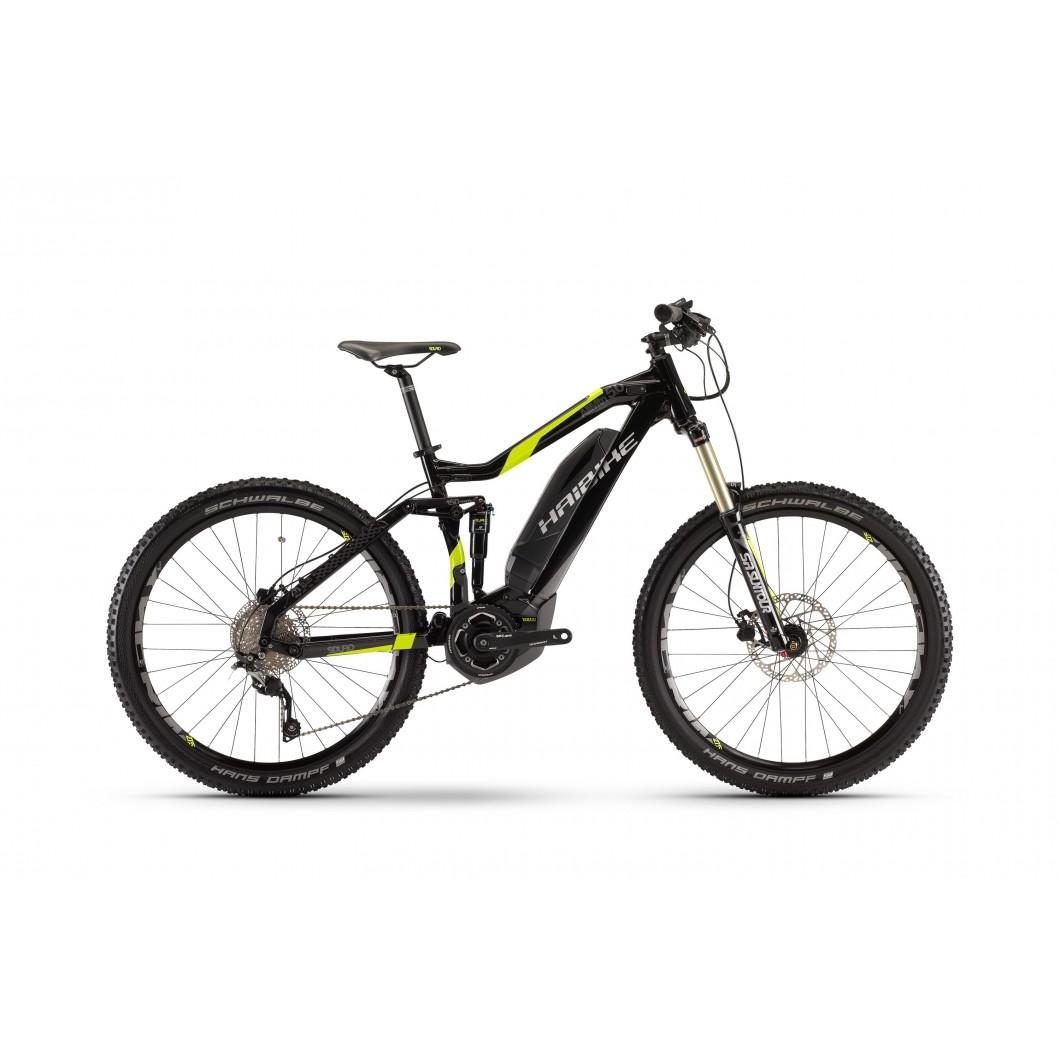 Vélo électrique HAIBIKE SDURO AllMtn 5.0 2017