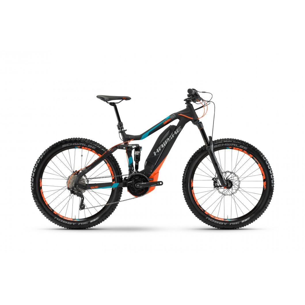 Vélo électrique HAIBIKE SDURO AllMtn 6.0 2017