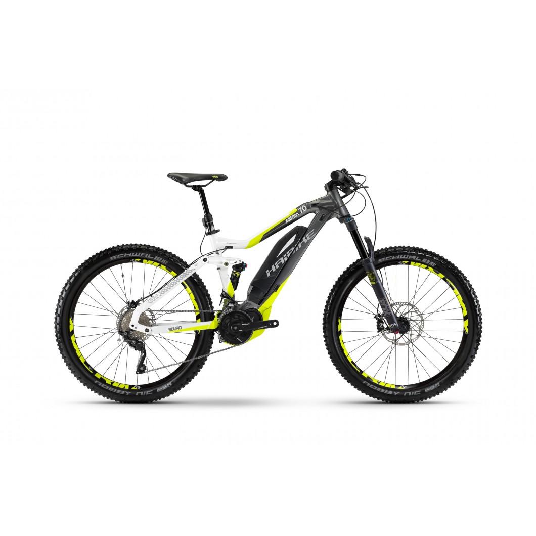 Vélo électrique HAIBIKE SDURO AllMtn 7.0 2017