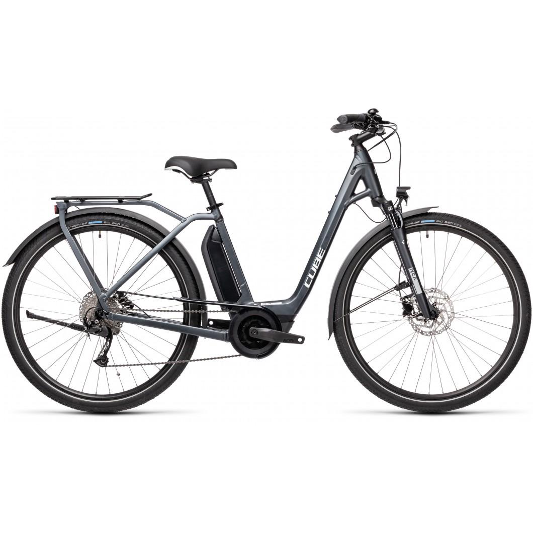 Vélo électrique CUBE TOWN SPORT HYBRID ONE 2021