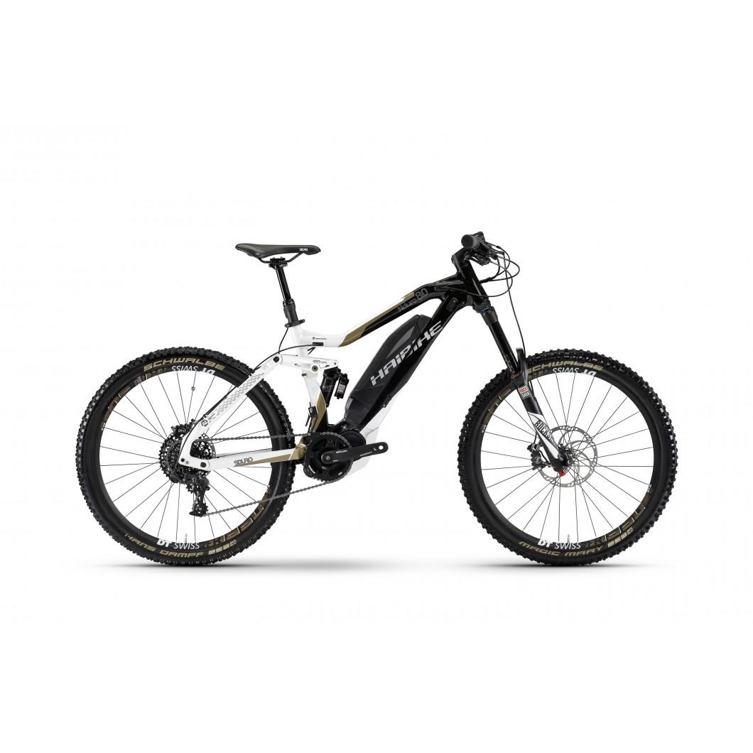 Vélo électrique HAIBIKE SDURO NDURO 8.0 2017