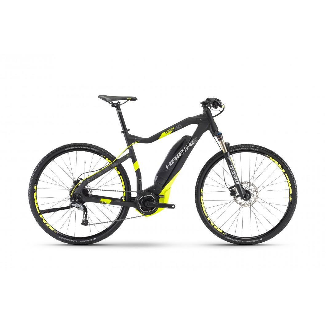 Vélo électrique HAIBIKE SDURO Cross 4.0 2017