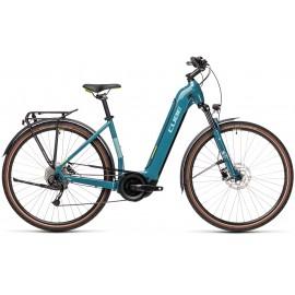 Vélo électrique CUBE TOURING HYBRID ONE 500 2021 VÉLO ÉLECTRIQUE