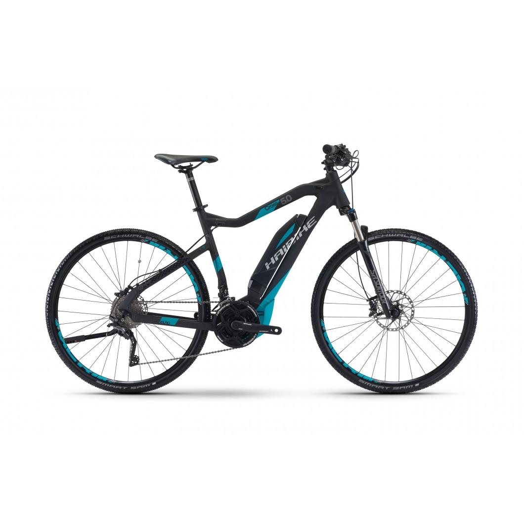 Vélo électrique HAIBIKE SDURO Cross 5.0 2017