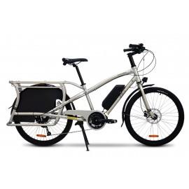 Vélo électrique longtail rallongé enfant YUBA Boda Boda Electric 2021 VÉLO ÉLECTRIQUE CARGO