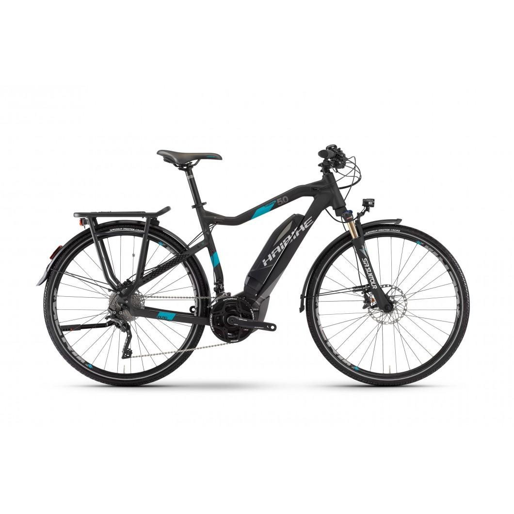 Vélo électrique HAIBIKE SDURO Trekking 5.0 2017
