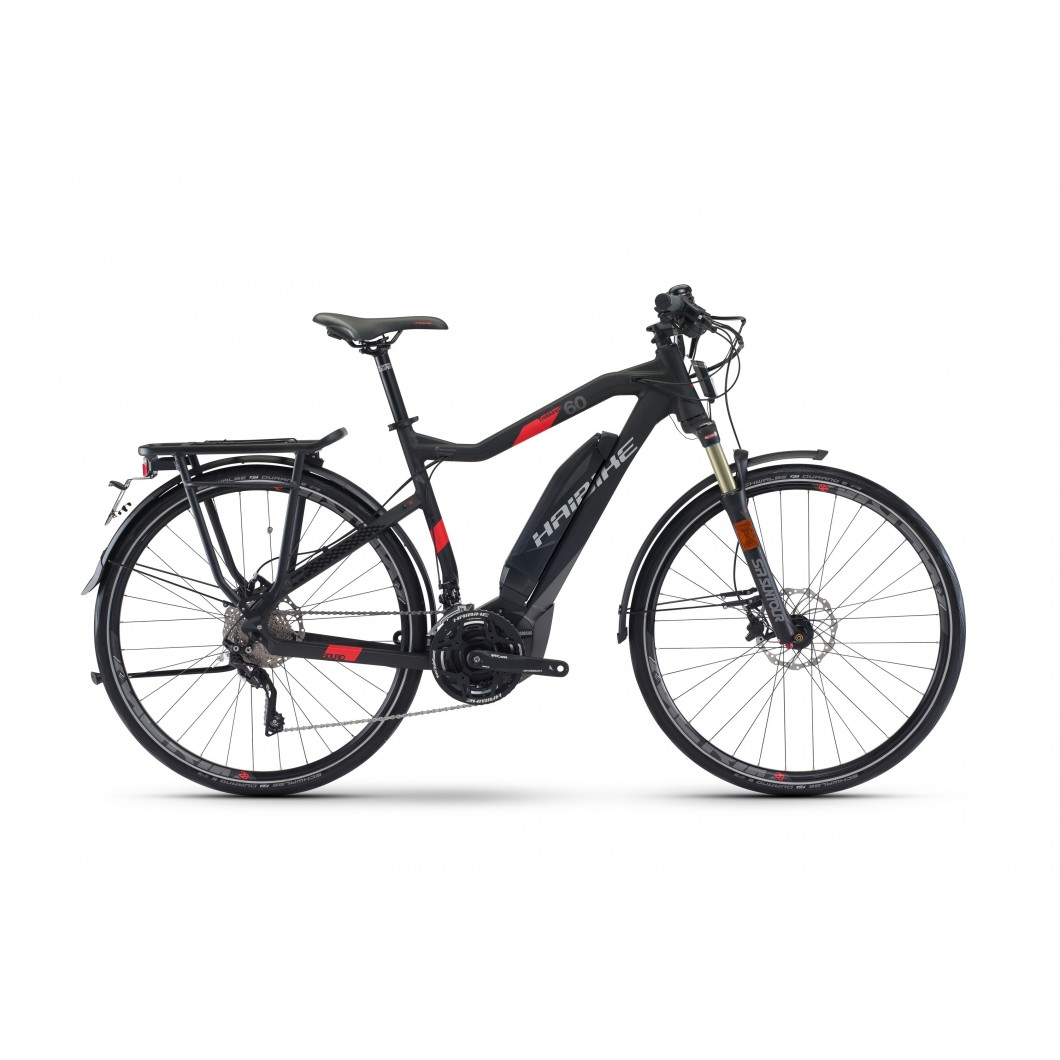 Vélo électrique HAIBIKE SDURO Trekking S 6.0 2017