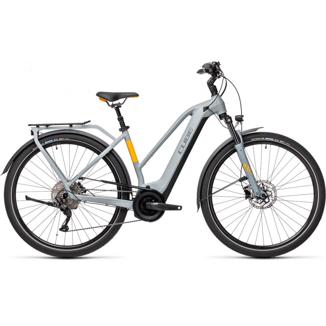 Vélo électrique CUBE TOURING HYBRID PRO 500 ou 625 2021