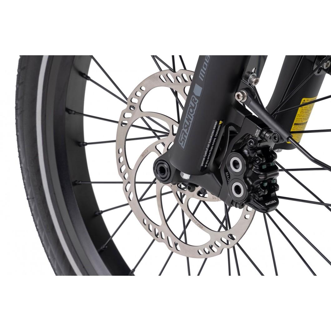 Vélo électrique cargo compact TERN GSD S00 2021