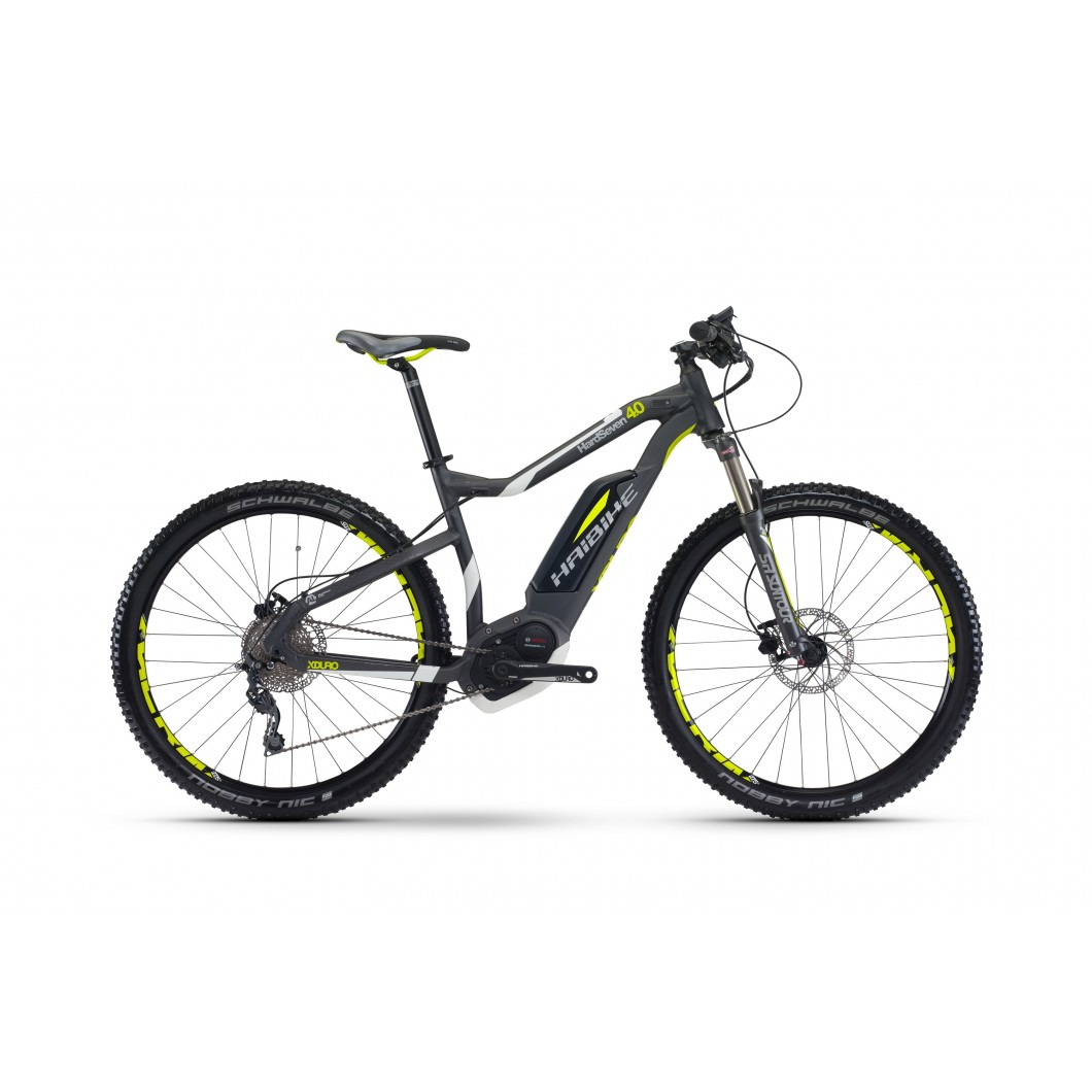 Vélo électrique HAIBIKE XDURO HardSeven 4.0 2017