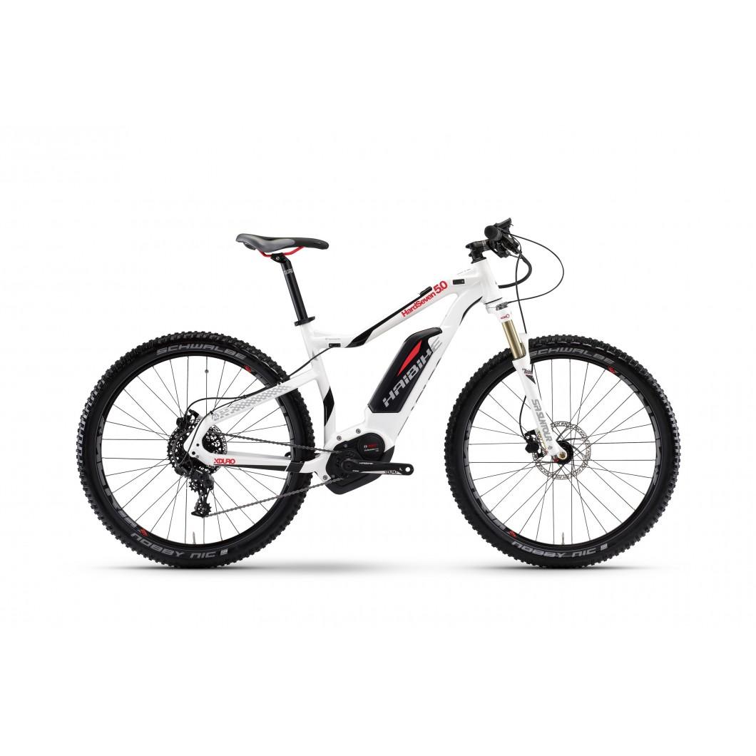 Vélo électrique HAIBIKE XDURO HardSeven 5.0 2017