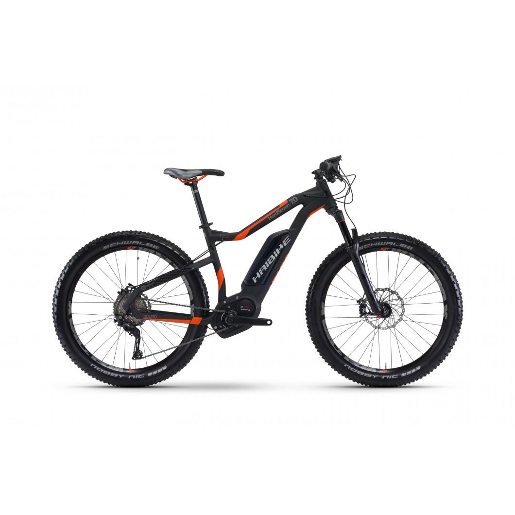 Vélo électrique HAIBIKE XDURO HardSeven 7.0 2017