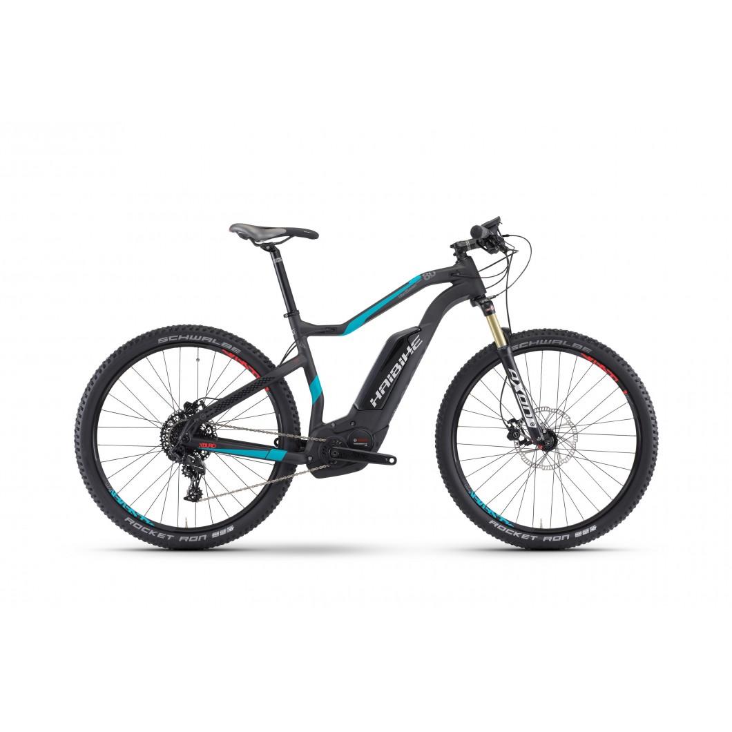 Vélo électrique HAIBIKE XDURO HardSeven Carbon 8.0 2017