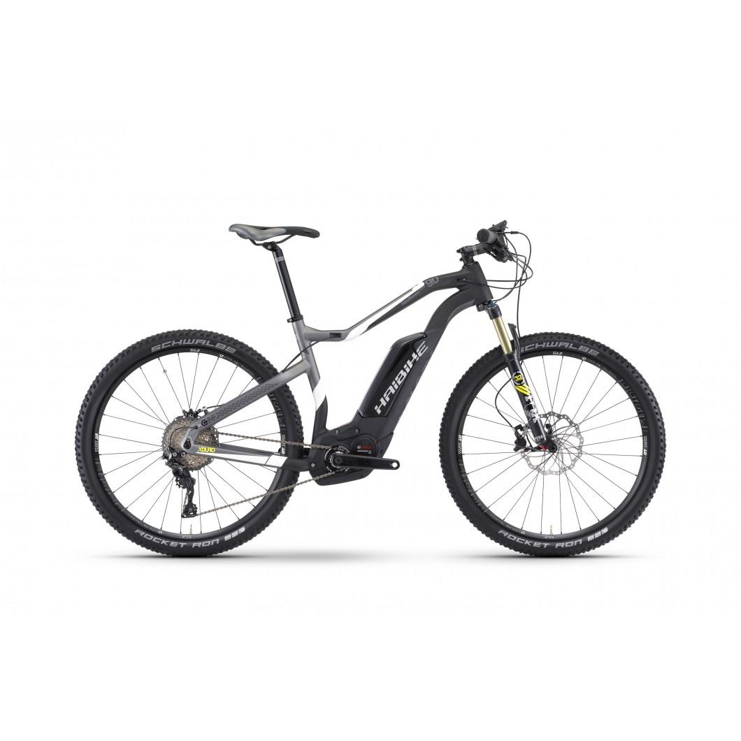 Vélo électrique HAIBIKE XDURO HardSeven Carbon 9.0 2017