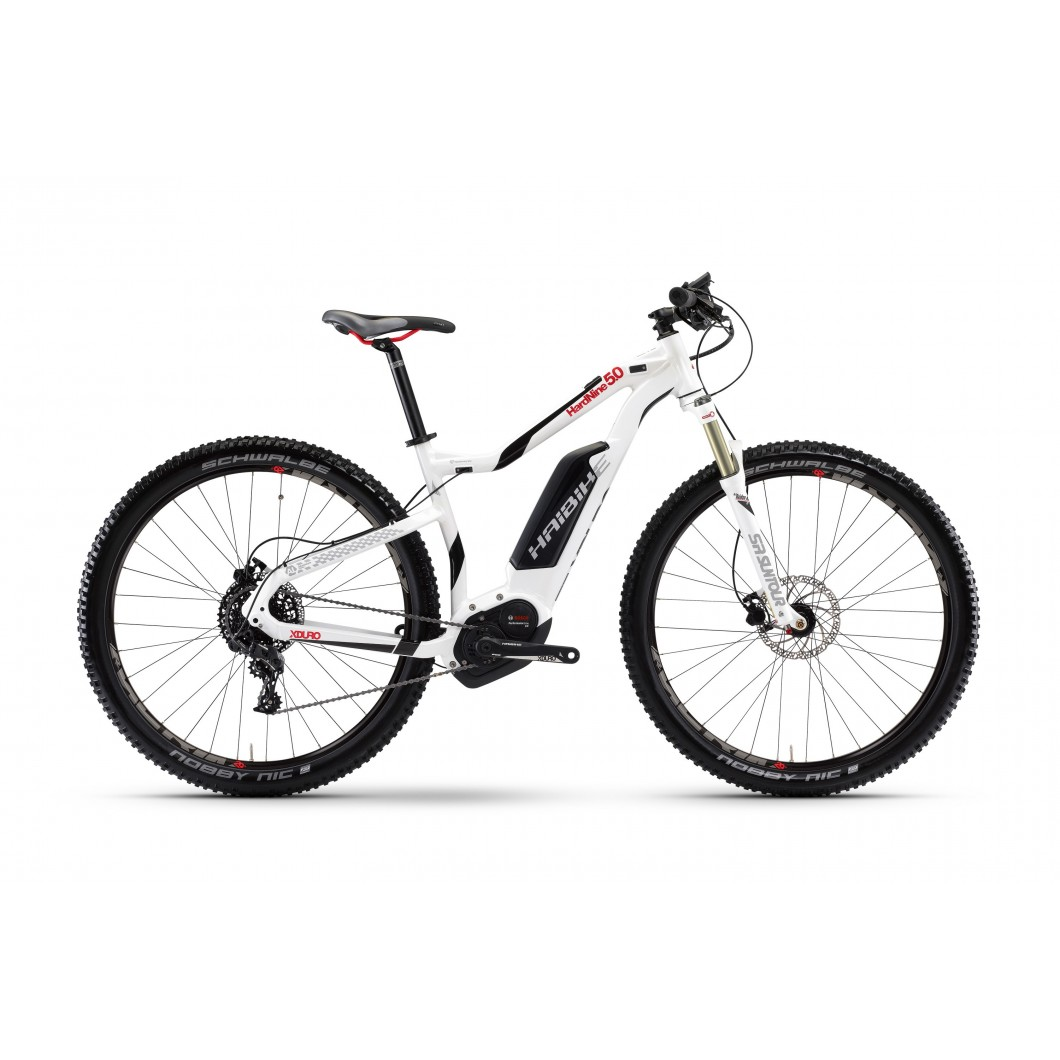 Vélo électrique HAIBIKE XDURO HardNine 5.0 2017