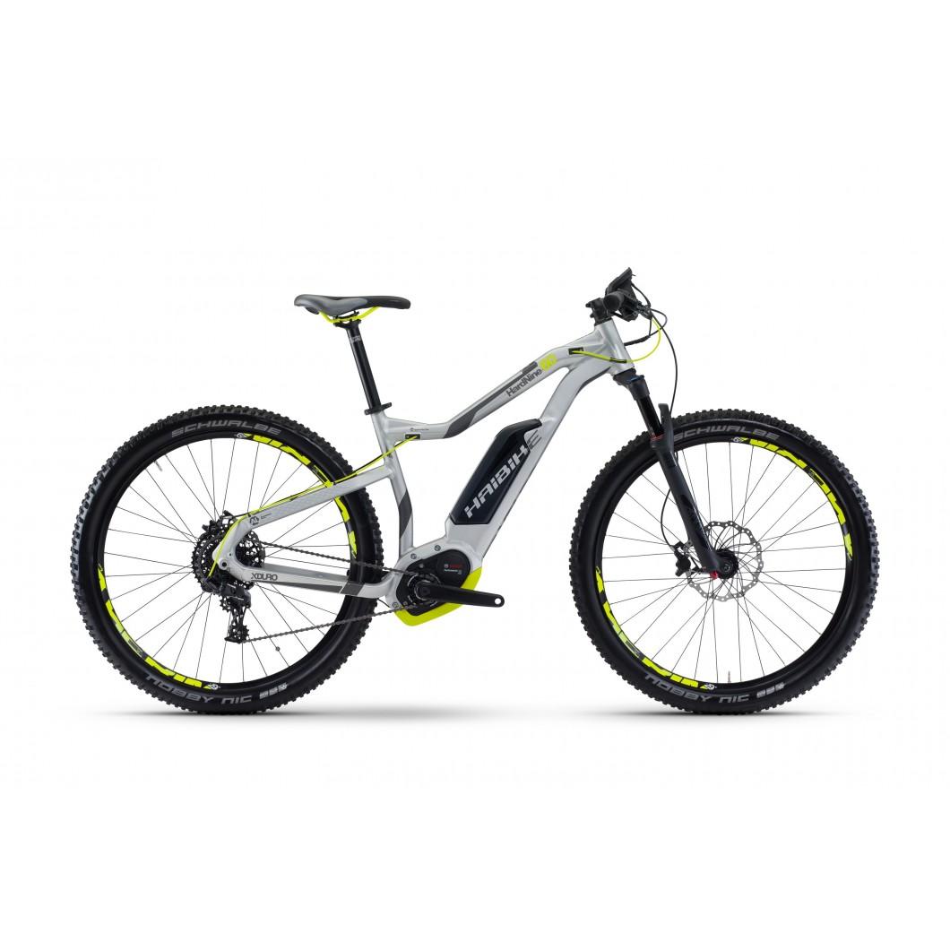 Vélo électrique HAIBIKE XDURO HardNine 6.0 2017