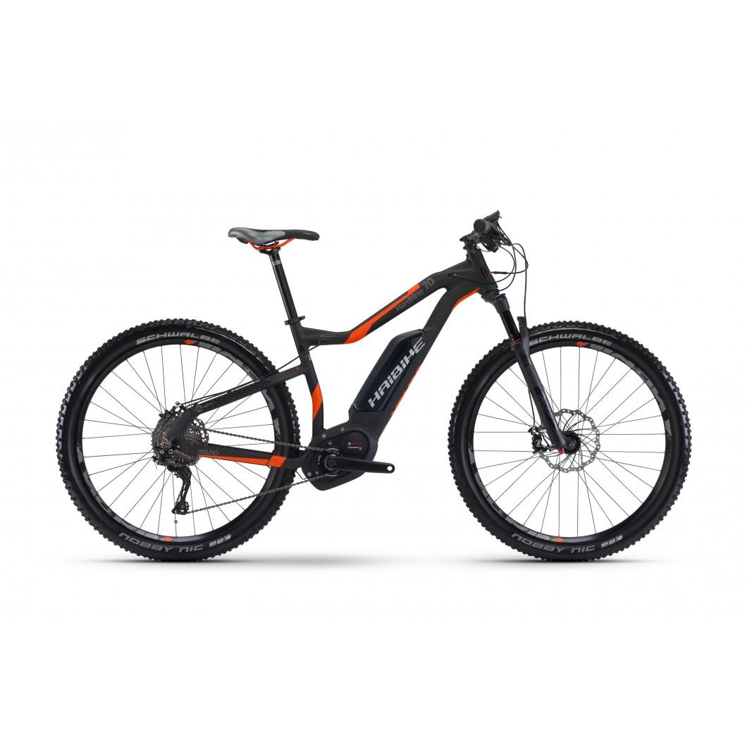 Vélo électrique HAIBIKE XDURO HardNine 7.0 2017