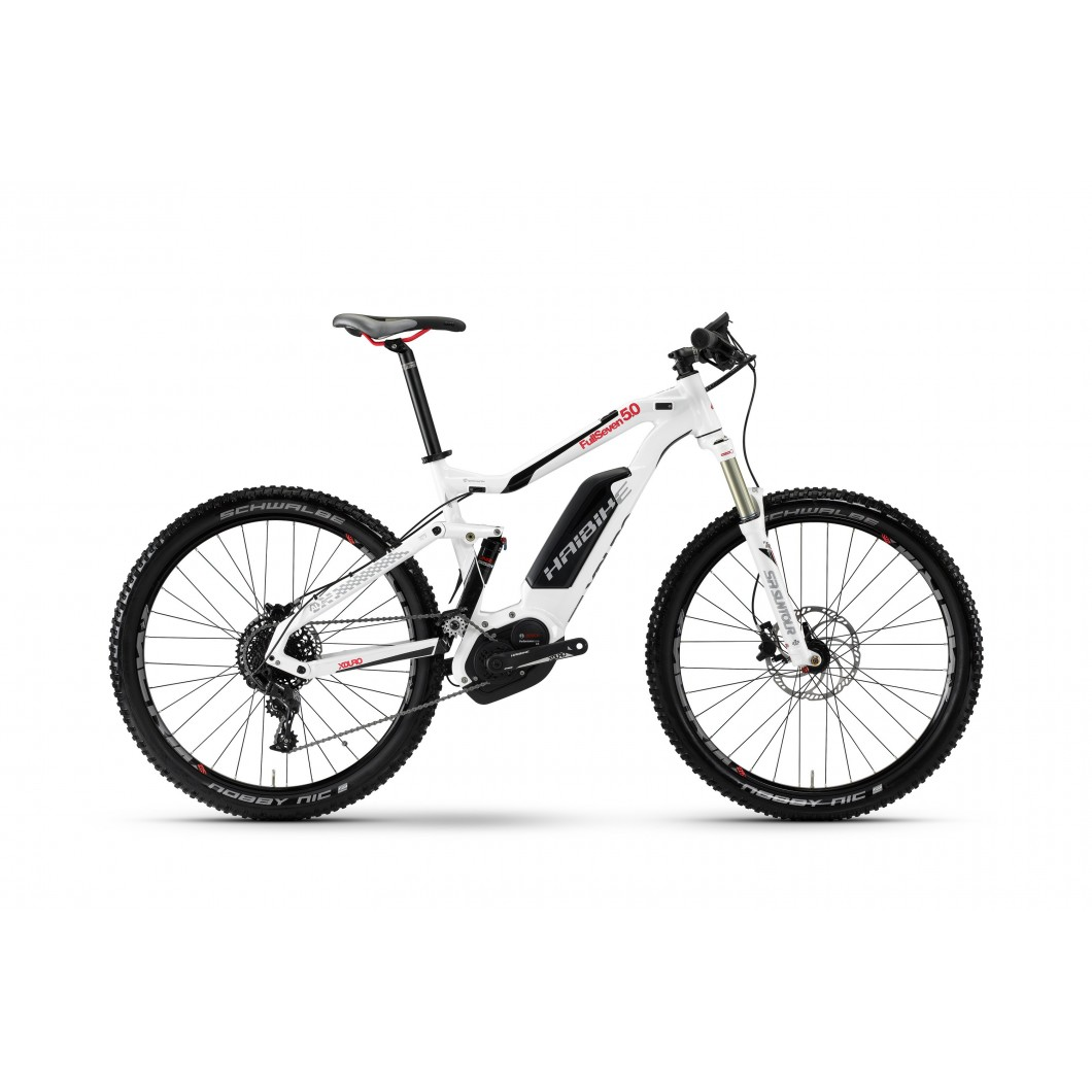 Vélo électrique HAIBIKE XDURO FullSeven 5.0 2017