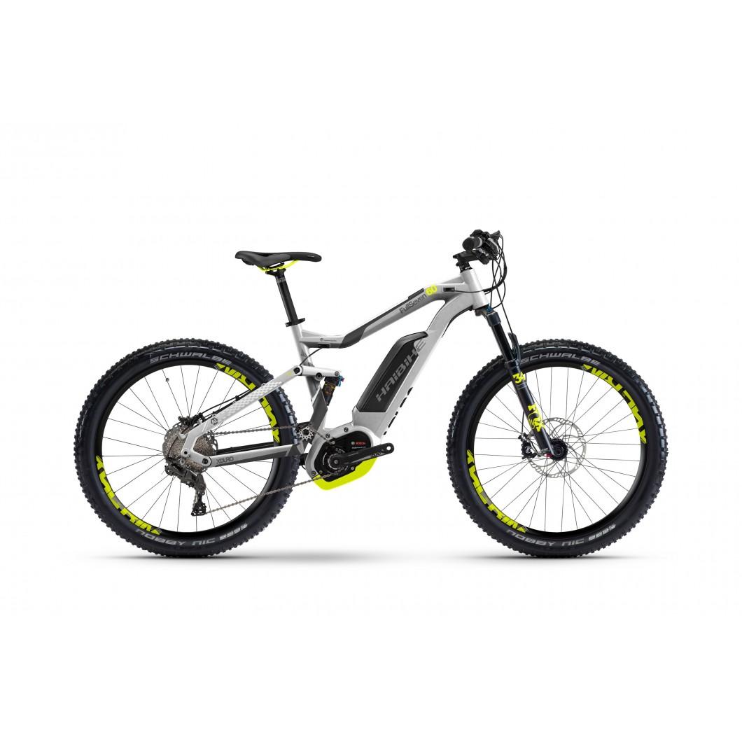 Vélo électrique HAIBIKE XDURO FullSeven 6.0 2017