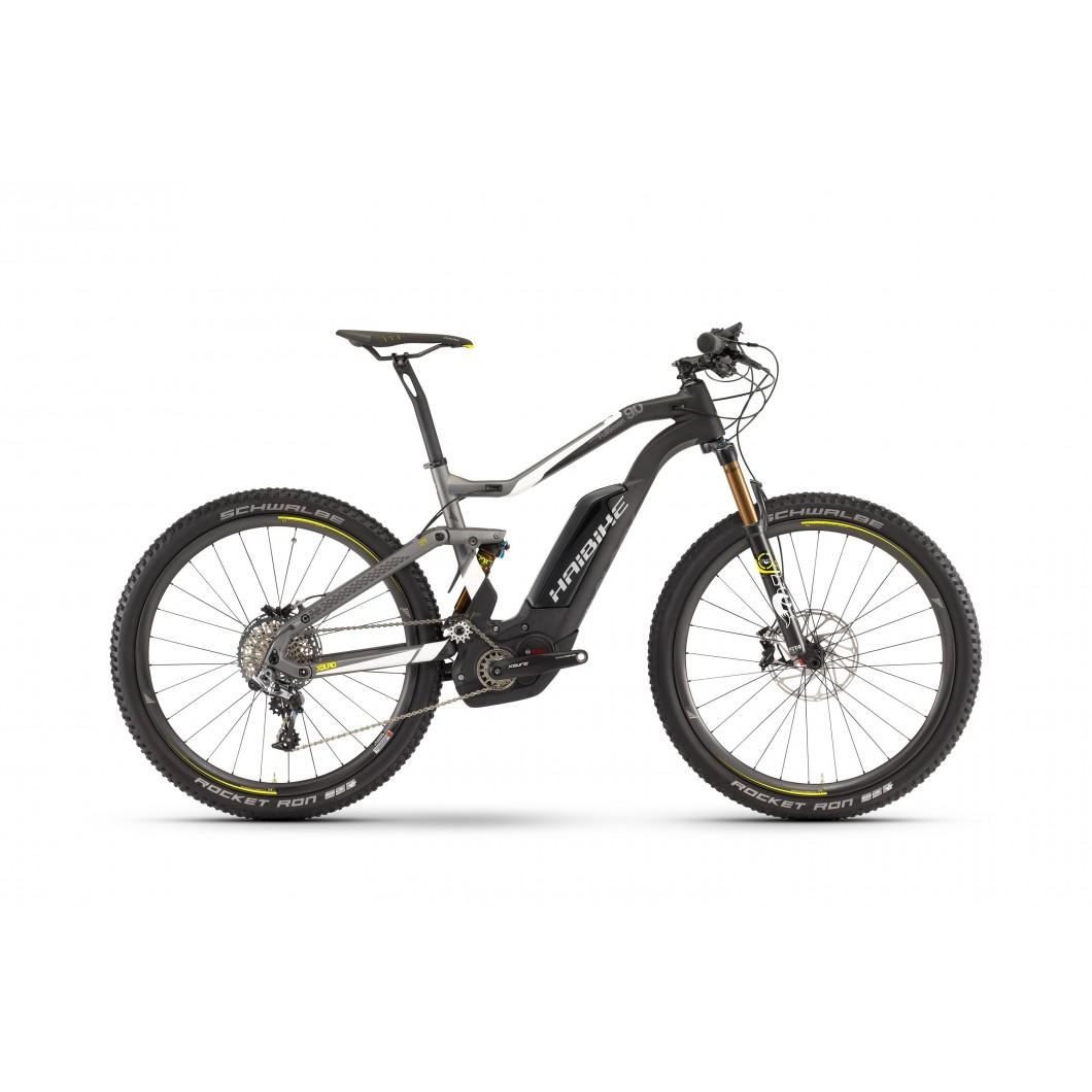Vélo électrique HAIBIKE XDURO FullSeven Carbon 9.0 2017