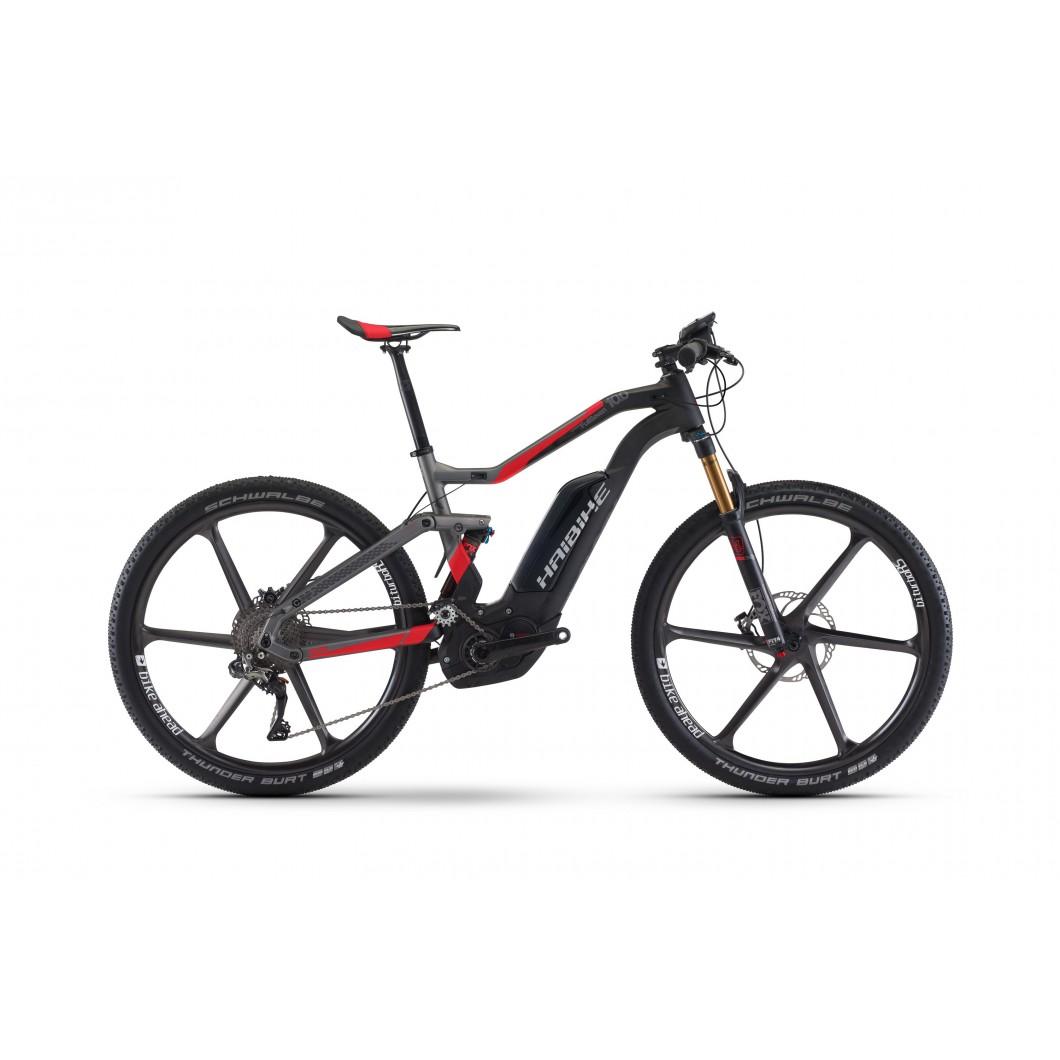Vélo électrique HAIBIKE XDURO FullSeven Carbon 10.0 2017