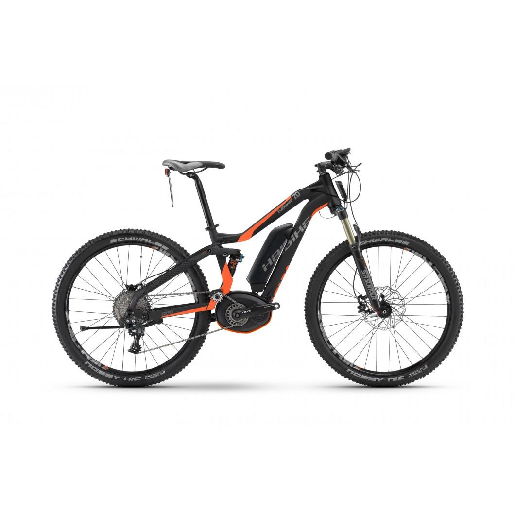 Vélo électrique HAIBIKE XDURO FullSeven S 7.0 2017