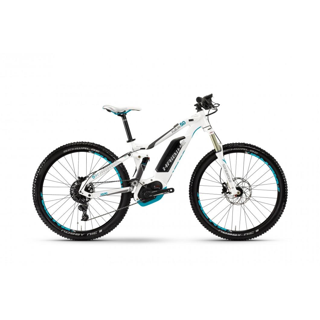 Vélo électrique HAIBIKE XDURO FullLife 5.0 2017