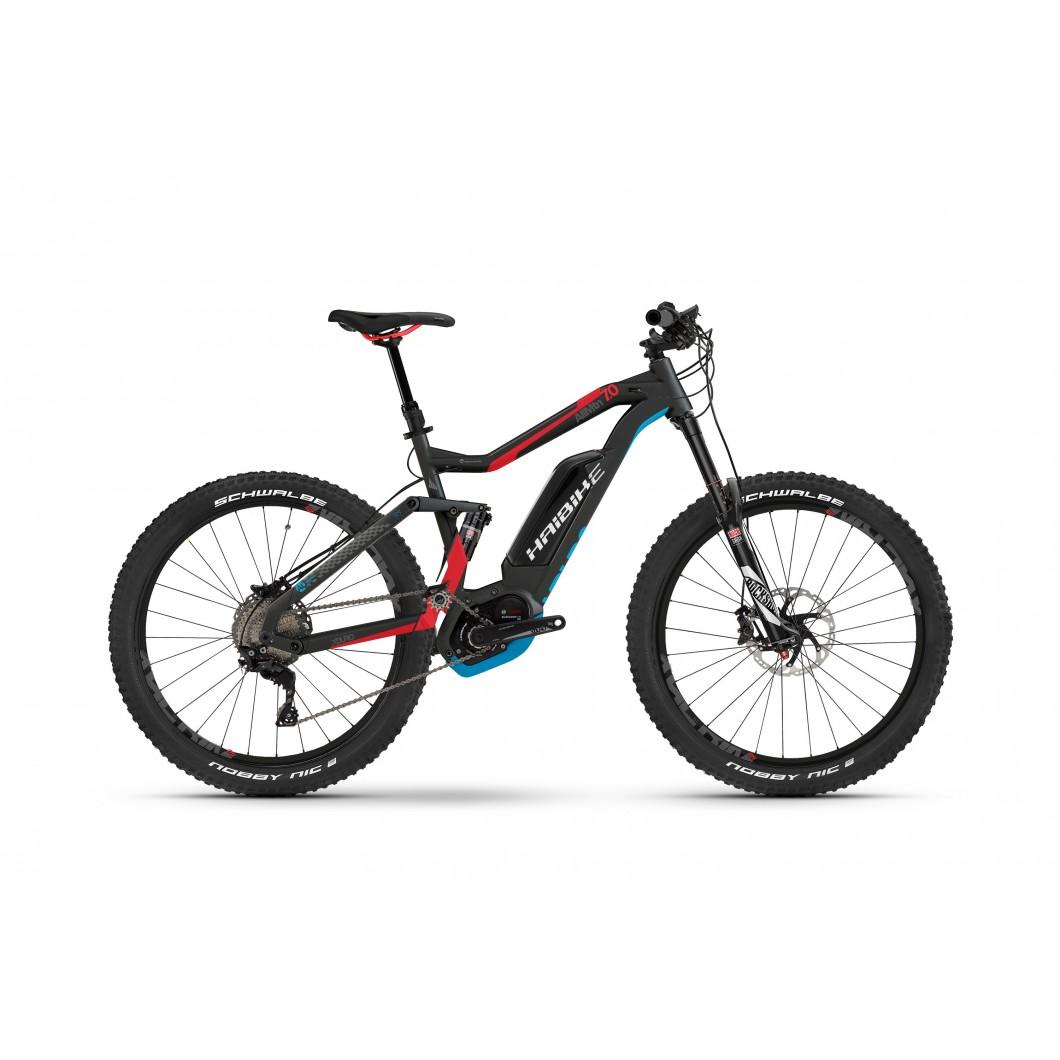 Vélo électrique HAIBIKE XDURO AllMtn 7.0 2017